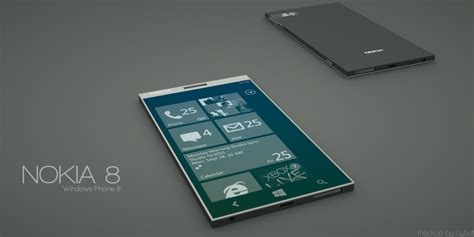 Hp Nokia Android Windows 8 nokia 8 windows phone 8 concept is incredibly thin and