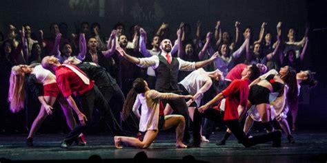 imagenes teatro musical quot cabaret quot se impone en los premios del teatro musical