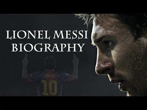 messi biography book 2015 lionel messi biography youtube