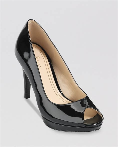 cole haan high heels cole haan peep toe platform pumps chelsea high heel in