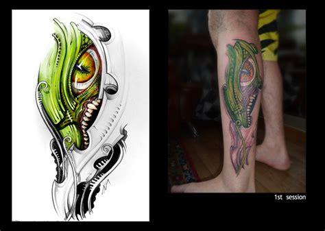 tattoo biomechanical dragon dragon biomechanics tattoo by grimmy3d on deviantart