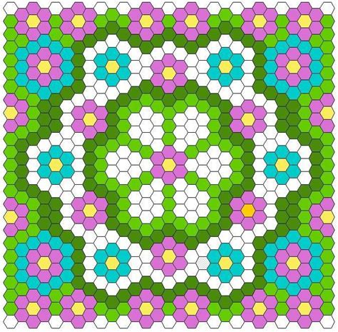 17 best ideas about hexagon quilt pattern on pinterest