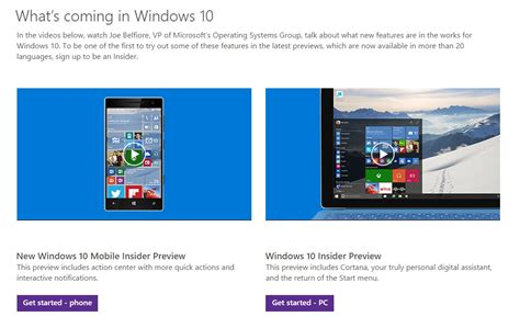 install windows 10 insider preview cara download dan install windows 10 pro insider preview