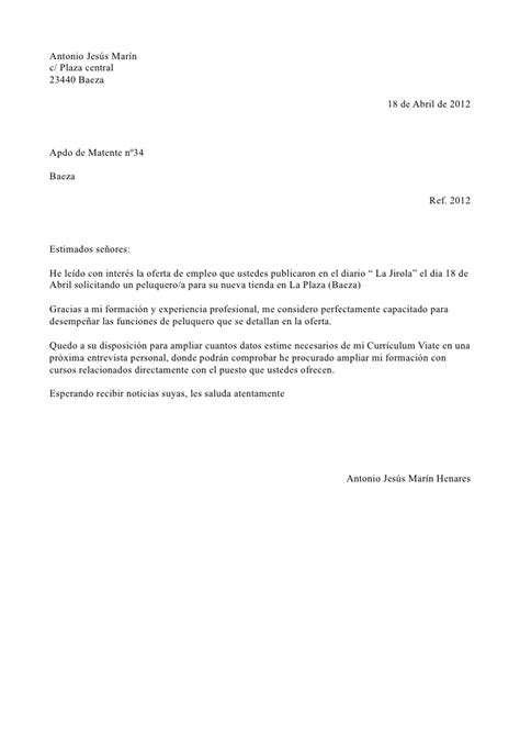 Modelo Carta De Presentacion Enviar Curriculum Xabier Sanz Hcytic Defensa Portafolios Actividades Practicas 4 Cv Carta De Presentaci 211 N