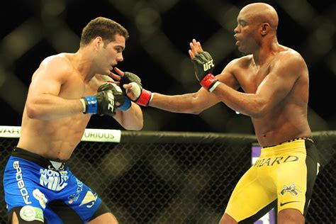 Rage Vs Sonnen Ufc 168 Early Card Preview And Predictions Bleacher Report