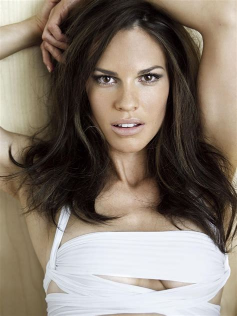oval head long hair hilary swank in gymnast outfit and underwear 06 gotceleb