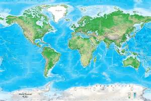 Detailed World Map by Pics Photos World Map Detailed
