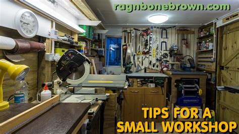 tips   small wood workshop making