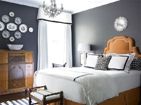 Decor Grey Walls Valerie Wills Interiors Grey Bedroom Design