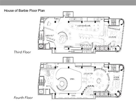 barbie dream house floor plan barbie dream house layout house and home design