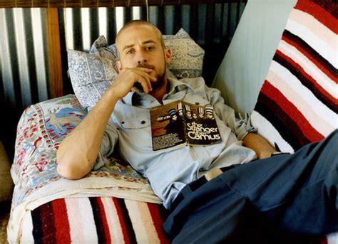 Ryan Gosling Reading Meme - celebrities reading