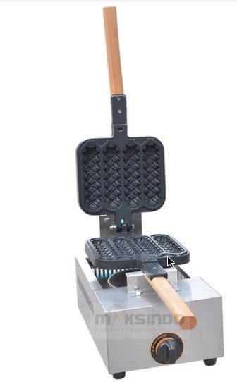 Mesin Waffle Gas jual mesin gas stick waffle waffle sw04 di semarang toko mesin maksindo semarang
