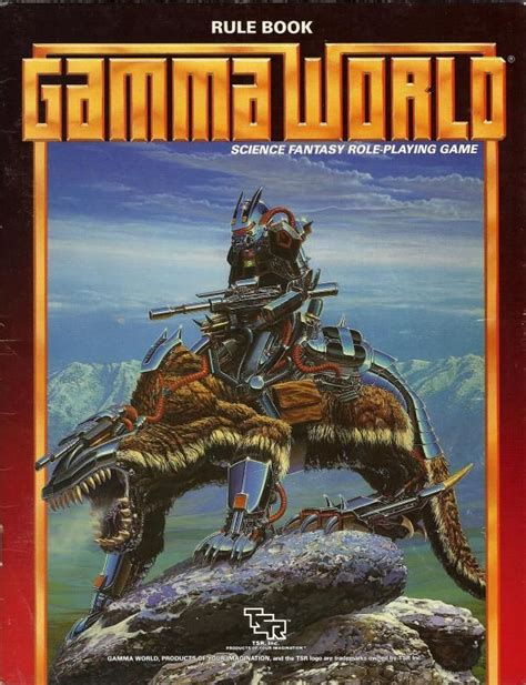 gamma world waynes books rpg reference 21 best images about old school tsr rpg s rock gamma world