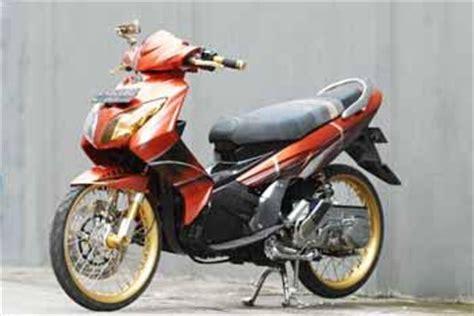 Sparepart Nouvo Z display of motor sport modifikasi yamaha nouvo sporty