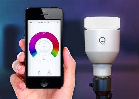 Hue Lights App by Philips Updates Hue Introduces Lightbulb Drm Extremetech