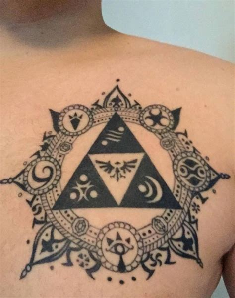 henna tattoo jamaica triforce ideas