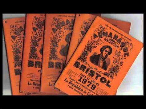 almanaque bristol 2016 pdf la historia de el almanaque bristol youtube