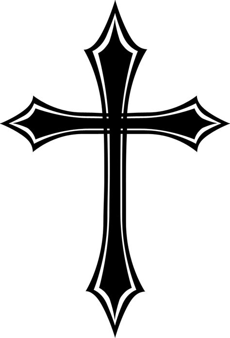 gothic cross 9 by jojo ojoj on deviantart