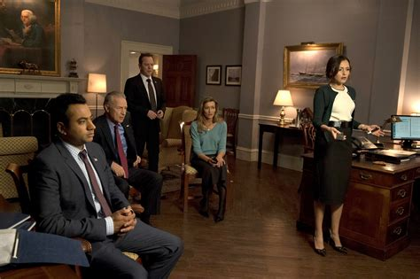 designated survivor quiz kirkman vs bowman erupts on designated survivor party