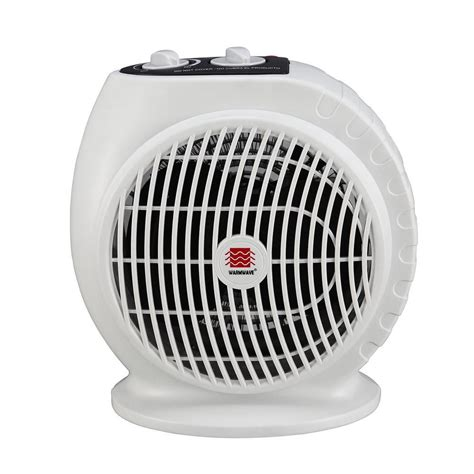 Ritetemp Portable Fan Heater With Thermostat The Home