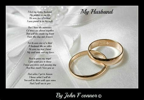 Wedding Anniversary Quotes For My Dead Husband by Missing My My Husband Loved Ones Who