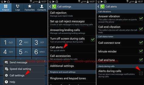 turn notifications android samsung galaxy s4 how turn notifications sound during calls in android 4 4 kitkat