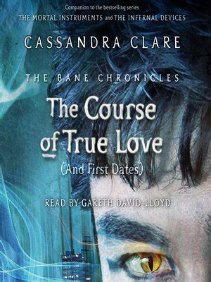 the bane chronicles audiobook on the course of true and dates by