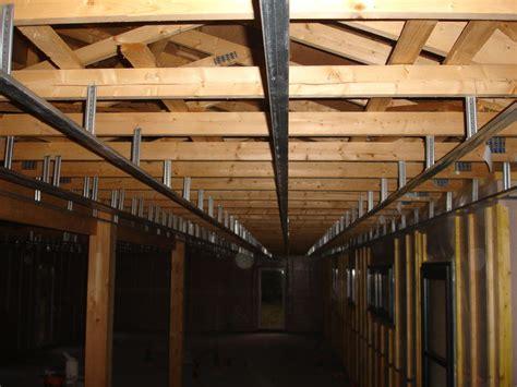 poser du placo au plafond pose du placo au plafond une m o b dans un ch de moutons