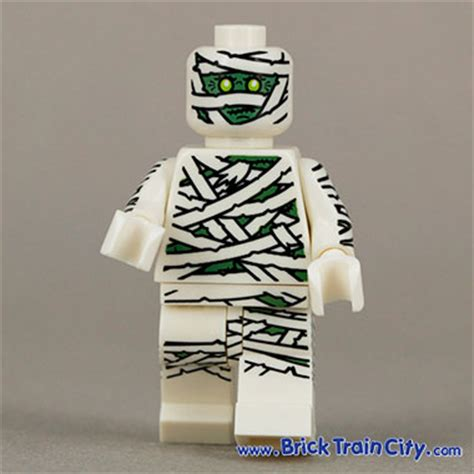 Mummy Minifigure mummy 8803 lego minifigures series 3 review