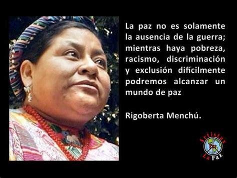 biography in spanish rigoberta menchu biograf 237 as pinterest activists war