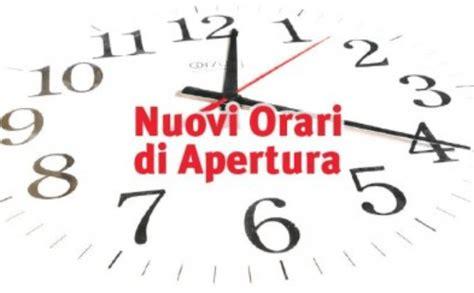 orari uffici comunali uffici comunali nuovo orario di apertura al pubblico