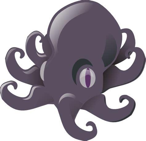 octopus clipart octupus clip at clker vector clip