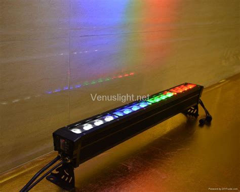 Outdoor Led Light Bar 160w Outdoor Led Bar Light With Rgbw 4in1 Led Wall Decoration Vpl Q1016 Venus Pro China