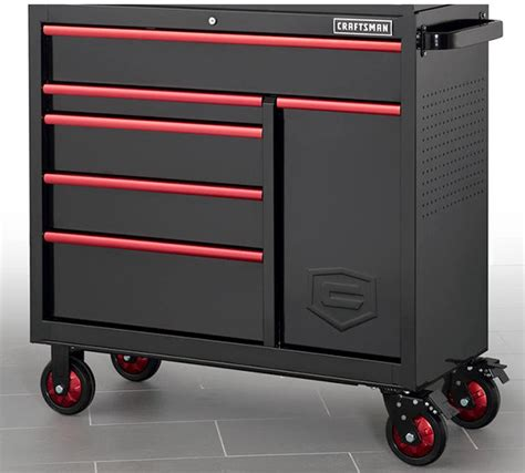 craftsman tool storage cabinet craftsman fully featured 41 tool storage chest and