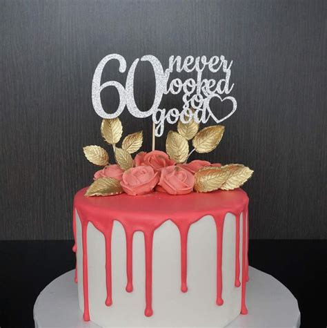 Best 25  60 birthday cakes ideas on Pinterest   65 birthday cake, 65th birthday cakes and 50th