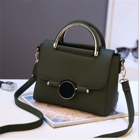 Heels Fashion Import 126 jual b9085 green tas pesta import elegan grosirimpor
