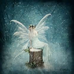 Fairies Light Winter By Katmary On Deviantart