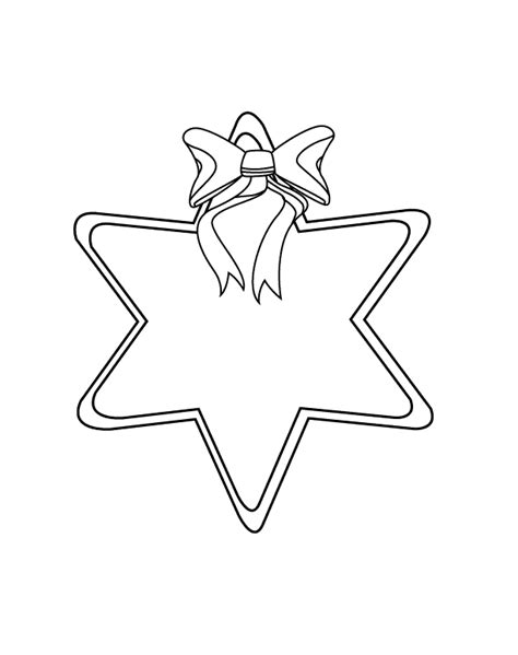 coloring page of christmas star coloring page of a christmas star google search color