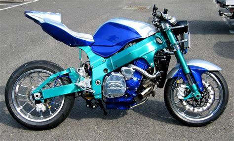Suzuki Gsxr 750 Turbo Kit Gsxr 750 Turbo Streetfighter Bikkz