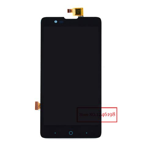 Lcd Touchscreen Zte N939 Complite Original ltpro best 5 0 quot lcd display touch screen digitizer assembly for zte bull v5 u9180