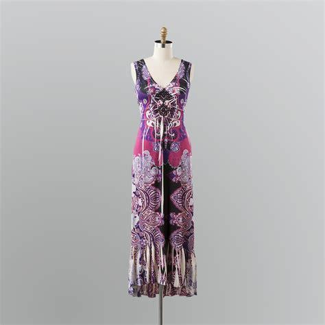 Livi Maxy Dress live and let live s crochet sublimation maxi dress