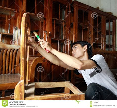 Upholstery Industry by Furniture Industry Stock Image Image Of Work Worker