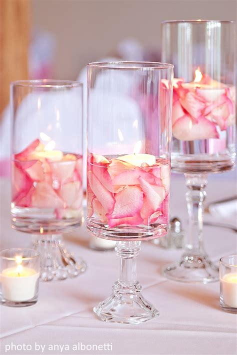 cheap and easy centerpieces our wedding the details