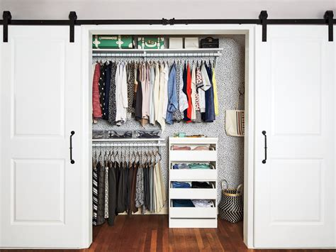 how to organize a closet with sliding doors how to allergy proof your home real simple