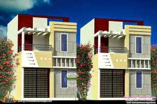 kerala home design and floor plans row house design