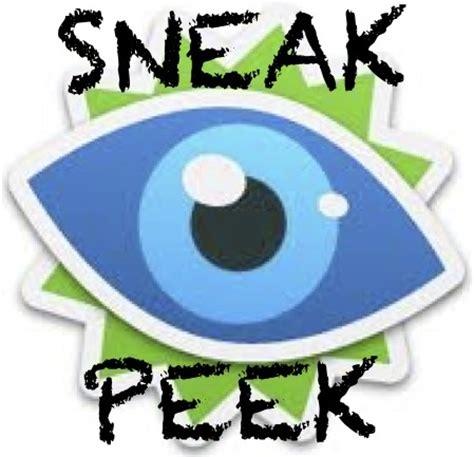Sneak Peek by Bk Upgrade