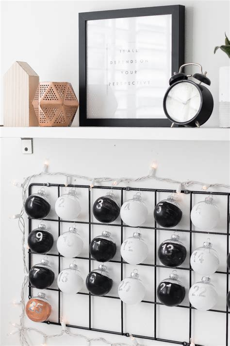 ikea calendar diy ikea hack advent calendar
