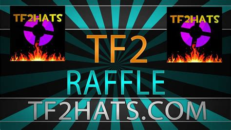Tf2 Hat Giveaway - tf2 hats giveaway raffle promotional video youtube