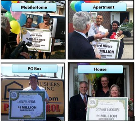 Where Does The Money Come From For Publishers Clearing House - do i have to live in a house to win from publishers clearing house pch blog