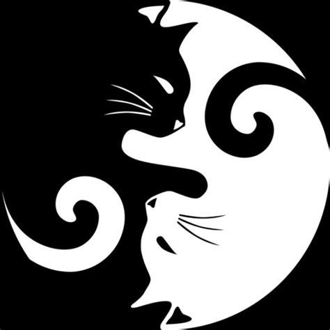 black and white pattern shirt cats rule t shirt design by mel00 fancy tshirts com